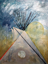 Seasons Change Tipi